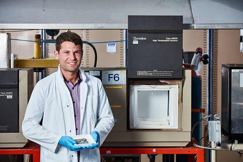DMTC researcher Peter Kabakov